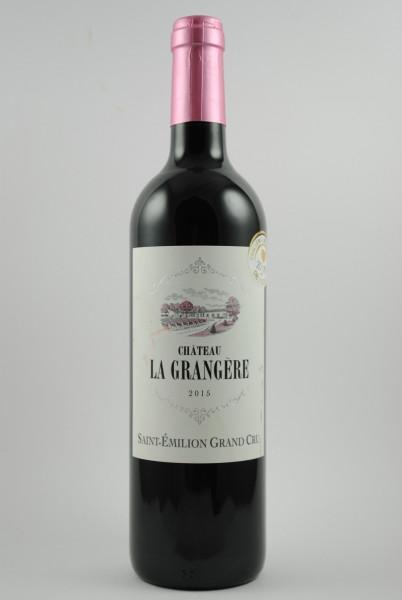 2015 Château la Grangère Grand Cru (biodyn)